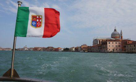 Venetië, Italië. Foto Ronald Hollander