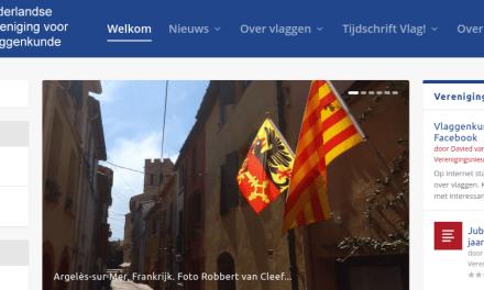 Vlaggenkunde.nl is vernieuwd!