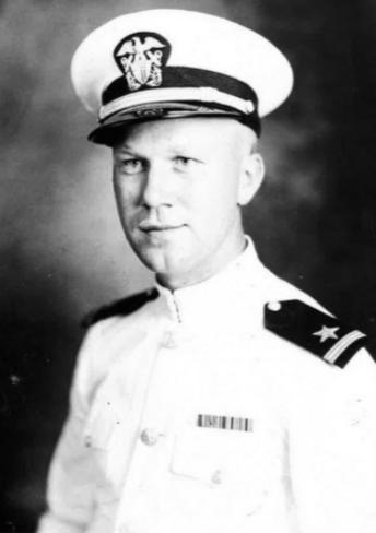 Afbeeldig 3, luitenant Howard vander Beek
