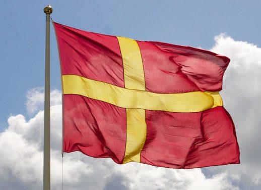 De vlag van Skåne is officieel erkend