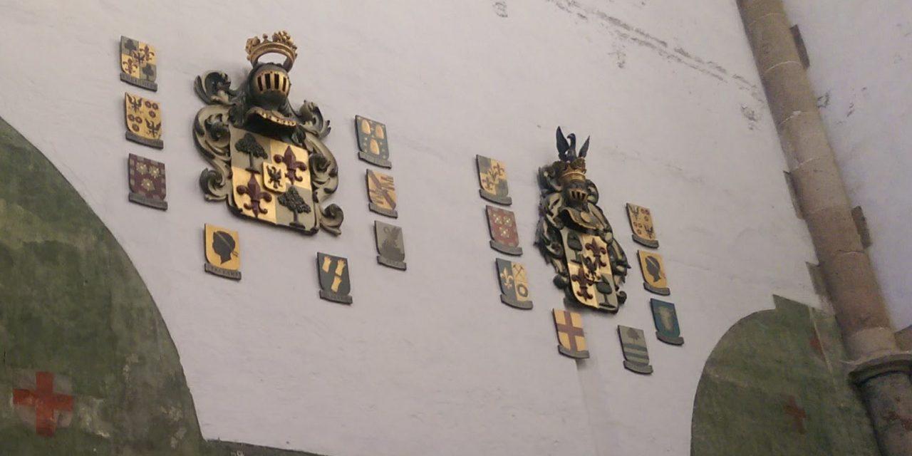 De Heraldische Dag vindt plaats op 10 november