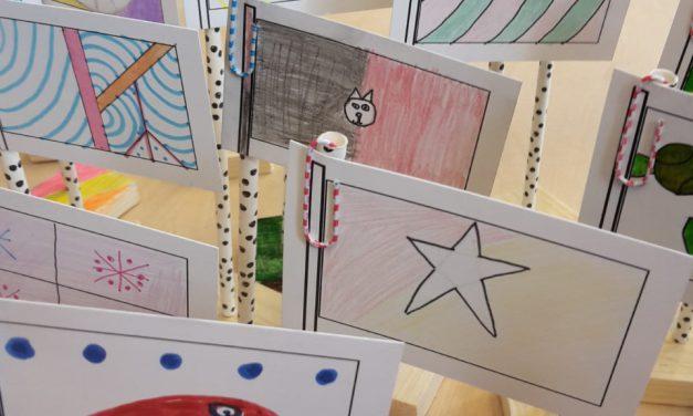 Werkgroep Educatie: onze kennis over vlaggen verspreiden