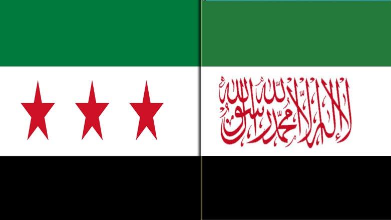 Syrische oppositie verandert vlag en voegt islamitisch opschrift toe