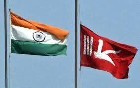 Jammu en Kasjmir: vlaggen in een politieke brandhaard
