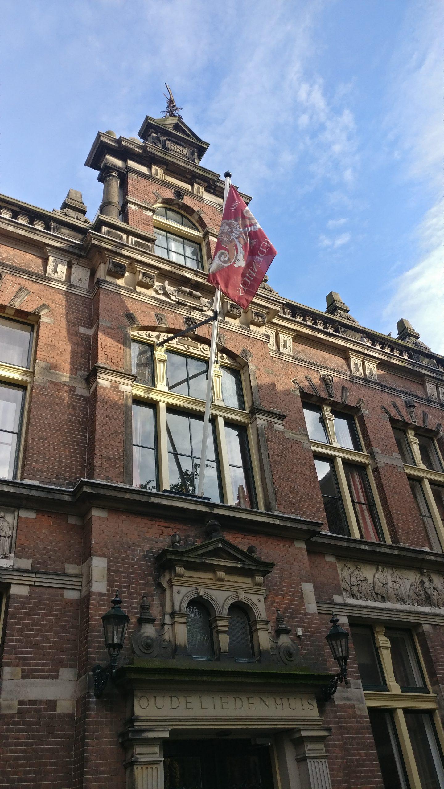 Herengracht 35 - Oudeliedenhuis