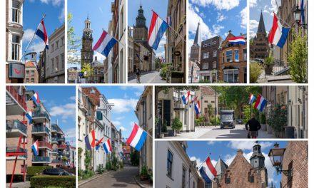 Heel Nederland vlagt