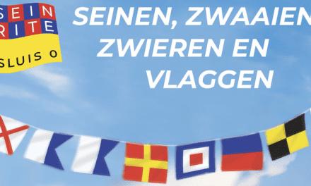 Seinvlaggen bij Maritiem 's-Hertogenbosch